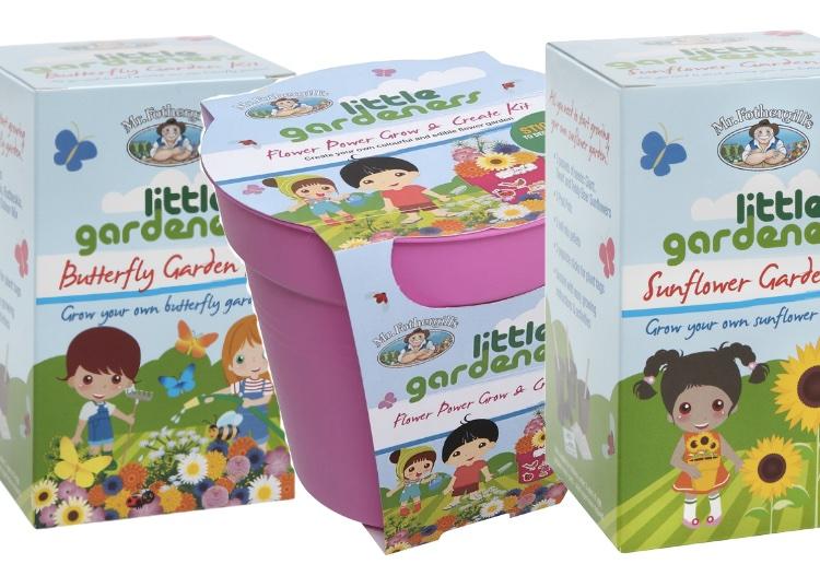 little gardeners kits