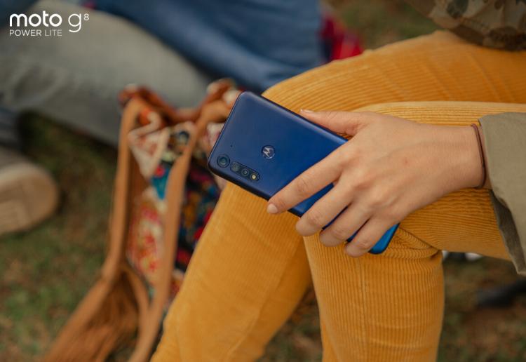 WIN a New Moto g8 Power Lite Smartphone from Motorola