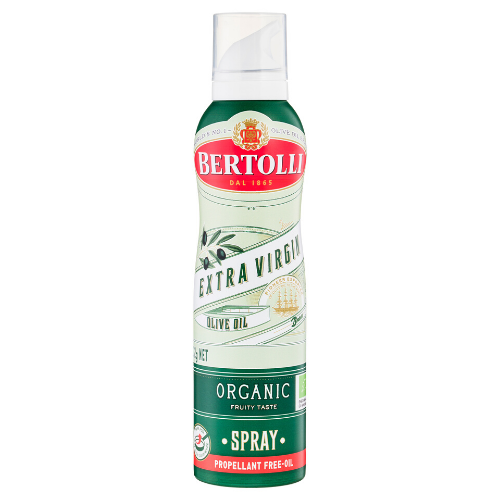 Image of Bertolli Organic Extra Virgin Olive Oil Organic Fruity Taste Spray