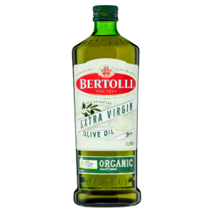 Image of Bertolli Organic Extra Virgin Olive Oil Fruity Taste