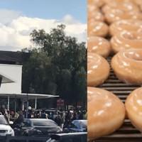 Krispy Kreme Birthday Doughnut Debacle Backfires Big Time