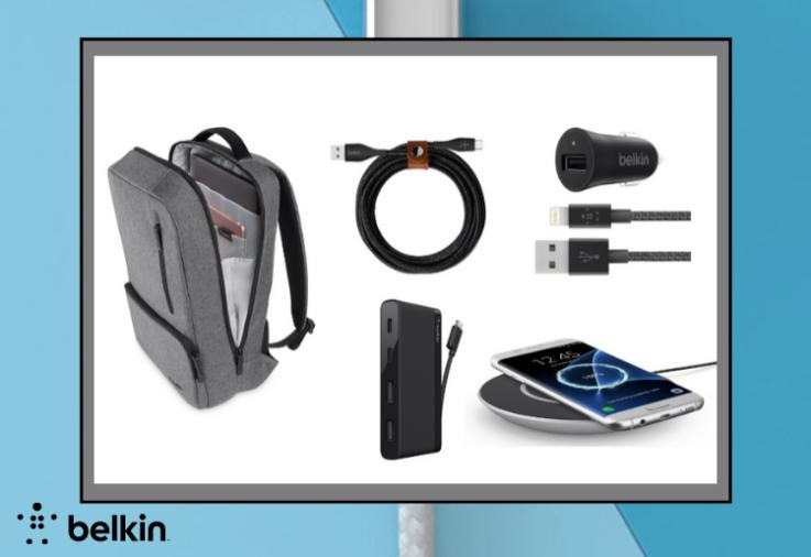 Belkin Tech set