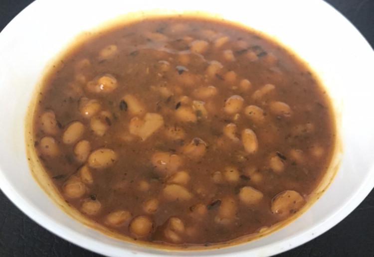 Indian Masala Baked Beans Recipe