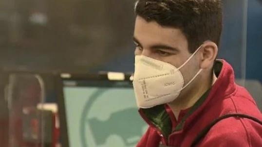 bunnings - facemask