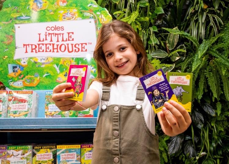 coles little treehouse