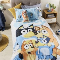 Now You Can Bluey Your Kids' Bed With The New Bluey Bed Linen