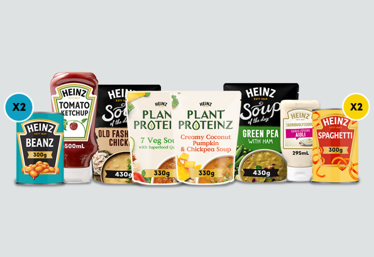 Now You Can Get Your Heinz Faves Delivered To Your Door With Heinz To Home