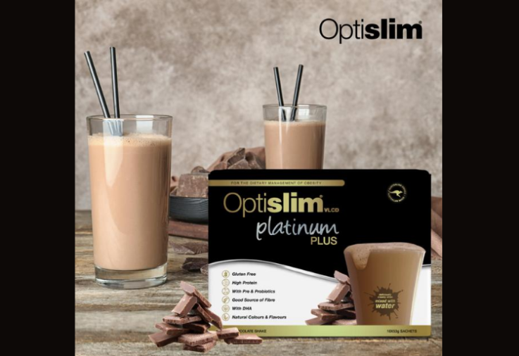 Win 1 of 5 Optislim Platinum Plus VLCD Shake Packs