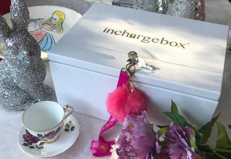 Win An inchargebox – Lockable Stylish Tech Charging Station!
