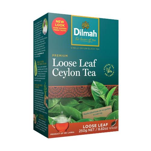Dilmah Premium Ceylon Loose Leaf Tea