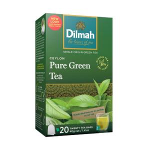 Dilmah Pure Ceylon Green Tea