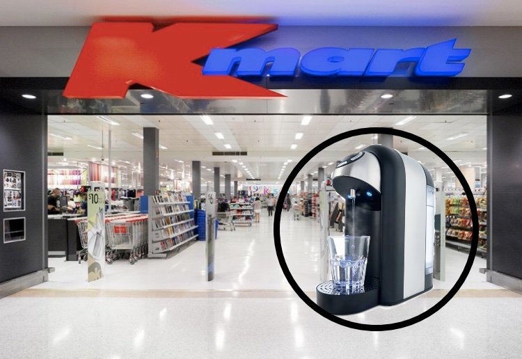 Kmart Once Again Messes Up With The Launch Of Its Instant Hot Water Gadget
