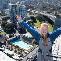 Now you Can Climb The ENTIRE Sydney Harbour Bridge In The Ultimate Climb