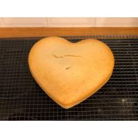 Orange Vegan Cake Recipe