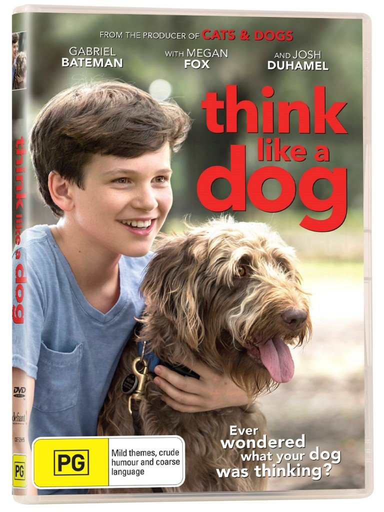 Think Like a Dog DVD cover