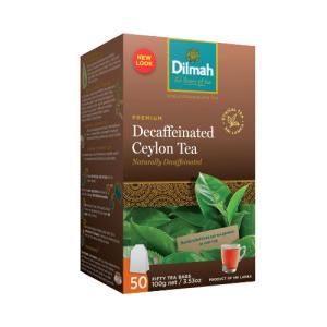 Image of Dilmah Decaffeinate Ceylon Tea Bags
