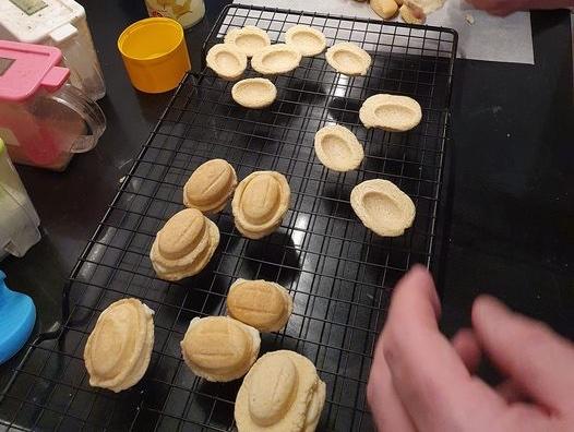 aldi snack maker oreshki