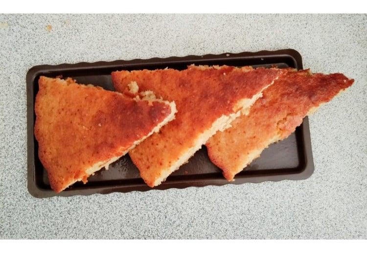 Honey Almond Meal Cake Recipe