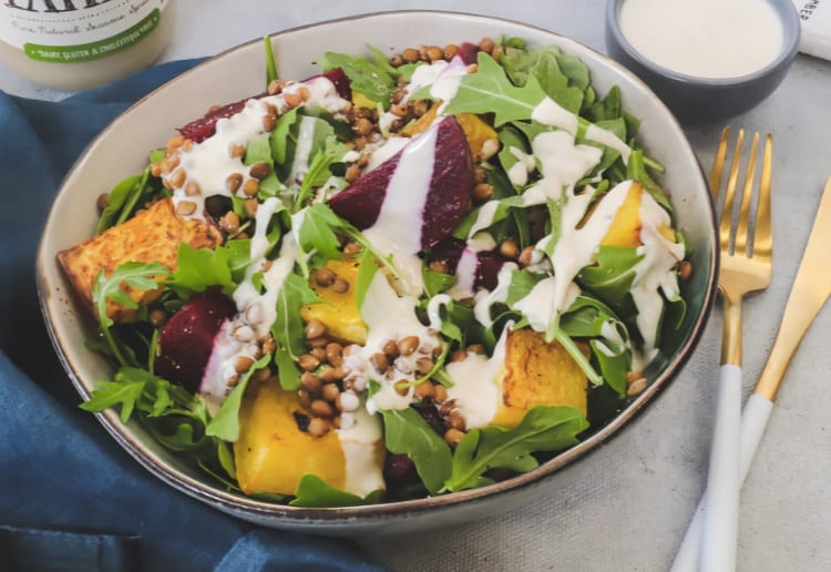 Susie Burrell's Spring Salad