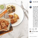 Image of Nando's PERi-PERi Bag & Bake Review Social Sharing