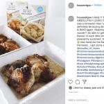 Nando's PERi-PERi Bag & Bake Review Social Sharing
