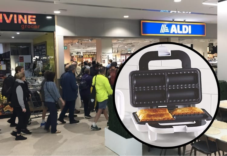 Don't Waste Your Time With The Special Buy Aldi Sausage Roll Maker