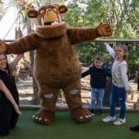 Get A Private Tour Of The Zoo AND Meet The Gruffalo
