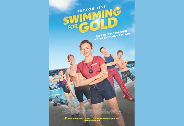 WIN A Double Pass To SWIMMING FOR GOLD in cinemas September 17