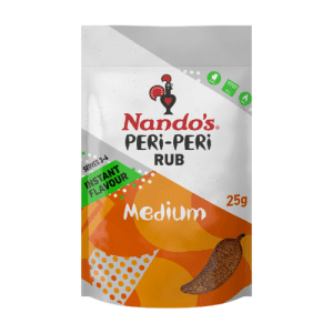 Image of Nando's Medium Rubs