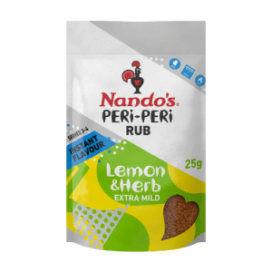 Image of Nando's Lemon & Herb Rubs
