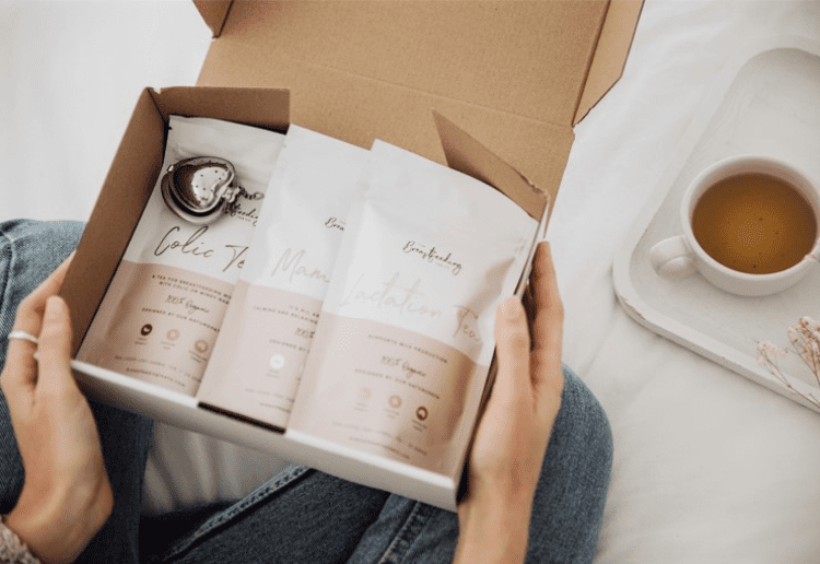 WIN a Deluxe Breastfeeding Box from The Breastfeeding Tea Co.