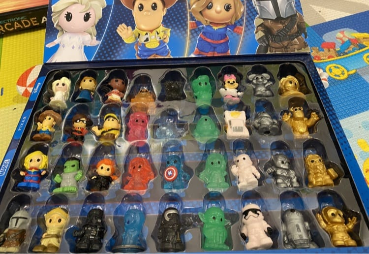Oh No! Woolworths Disney Ooshies Collection Has Ended Early