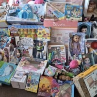 Mum Attacked For Going Overboard On Christmas Gifts For Two-Year-Old