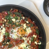 Wholegrain Oat Shakshuka