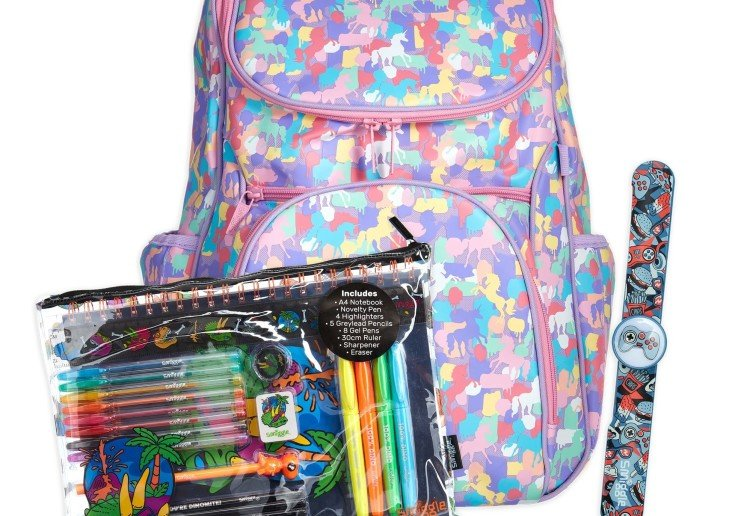 Win 1 of 5 $100 Smiggle Vouchers For The Perfect Christmas Gift
