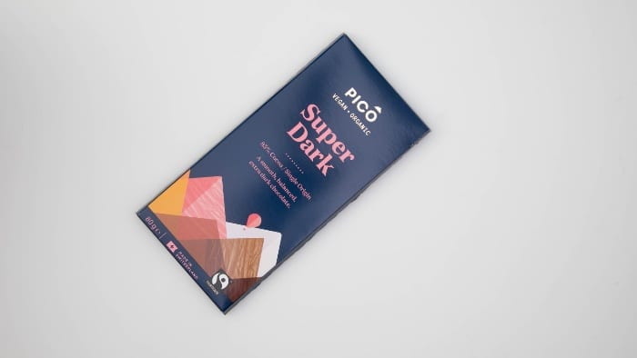 pico super dark chocolate