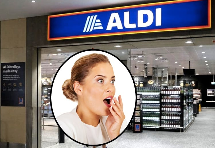 Aldi Shopper Shocked At Discovery In Shop Bins