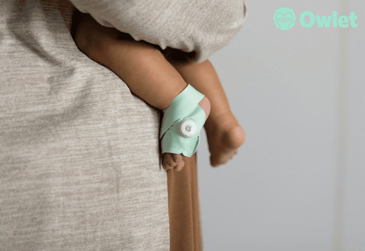 Mum and Baby's Owlet Smart Sock 3 Review
