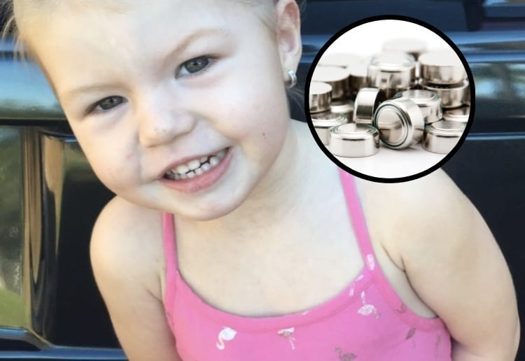 """It's Just A Virus!"" Three Year Old Girl Dies After Being Misdiagnosed For Swallowing A Button Battery"