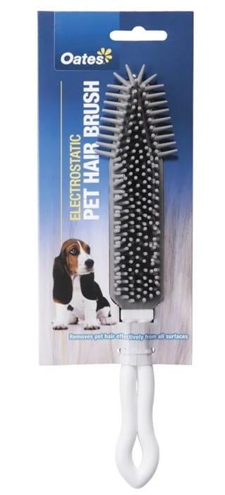 Oates Electrostatic Pet Brush