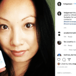 social sharing for the MURINE® Eye Mist review