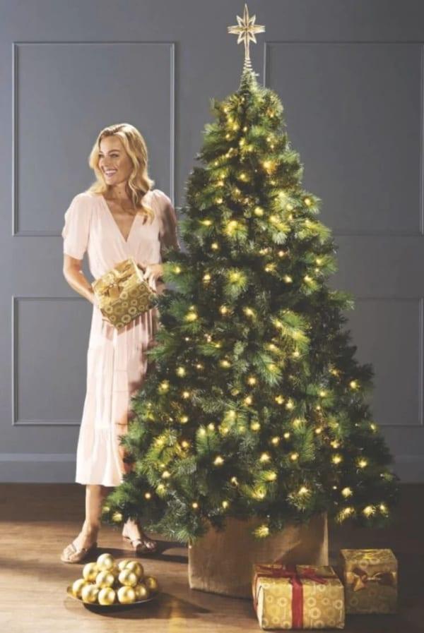 aldi christmas tree2