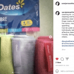 Oates Cleaning Review Social Sharing