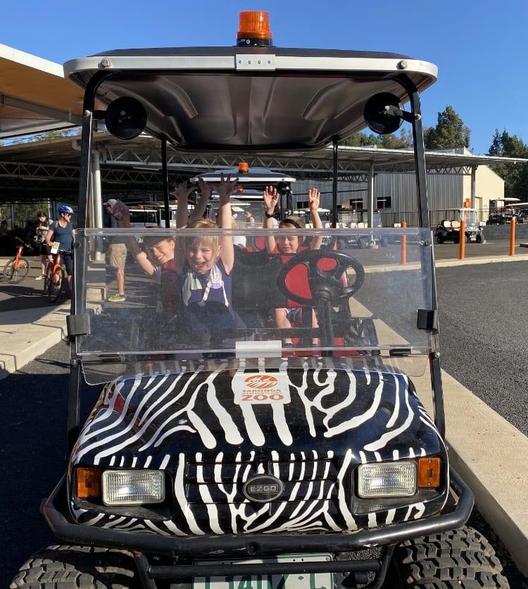 dubbo-zoo-electric-cart
