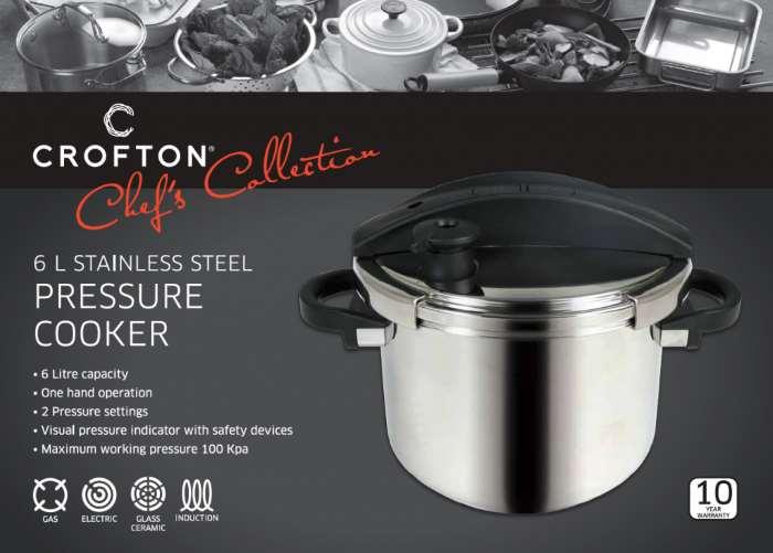 Crofton aldi pressure cooker