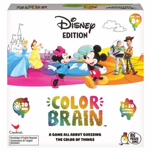 Disney Color Brain