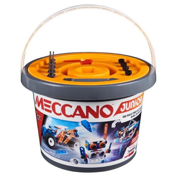 Meccano_Junior_150 Pc Bucket_Spin Master