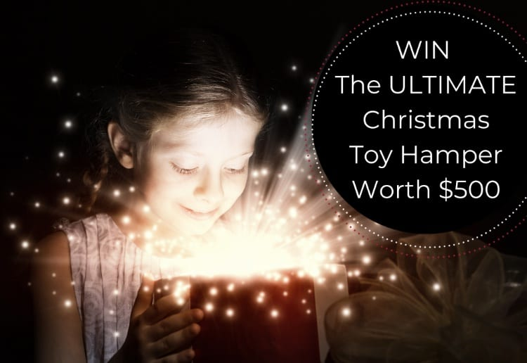 Win The Ultimate Christmas Toy Hamper Worth Over $500
