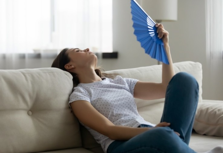 keep your home cool fan aircon
