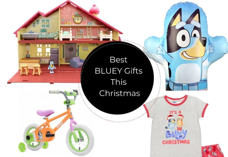 Our Pick Of The Best Bluey Gifts This Christmas
